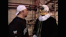 Bubba Ray Dudley & Spike Dudley & Goldust Backstage Raw 07.08.2002