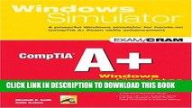 New Book CompTIA A+ Windows Simulator