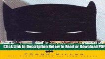 [Get] Batman: The Dark Knight Returns (Batman (DC Comics Hardcover)) Popular Online