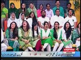 Latest Khabardar with Aftab Iqbal August 2016 * Pakistan Independence Day *Express News