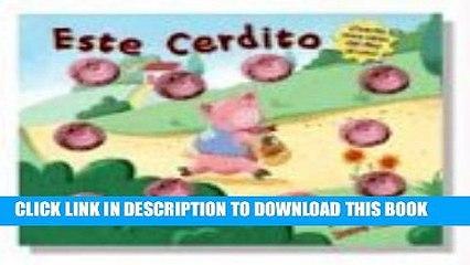 [PDF] Este Cerdito (This Little Piggy, Spanish Edition) Popular Colection