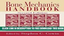 New Book Bone Mechanics Handbook, Second Edition