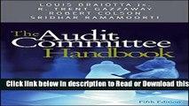 [Read] The Audit Committee Handbook Ebook Free