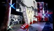 CM Punk return on WWE Brock Lesnar attacks CM Punk on RAW 9 14 2015