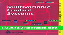 Collection Book Multivariable Control Systems: An Engineering Approach (Advanced Textbooks in