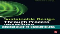 Collection Book Sustainable Design Through Process Integration: Fundamentals and Applications to