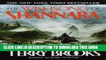 [PDF] The Wishsong of Shannara (The Shannara Chronicles) Full Online