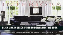 [PDF] Kelly Hoppen Interiors: Inspiration and Design Solutions for Stylish, Comfortable Interiors