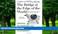Big Deals  The Bridge at the Edge of the World: Capitalism, the Environment, and Crossing from