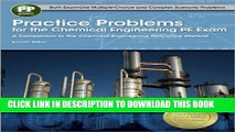 New Book Practice Problems for the Chemical Engineering PE Exam, 7th Ed