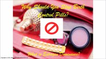The Shocking Link Between The Birth Control Pills And Cancers - Must See!!!