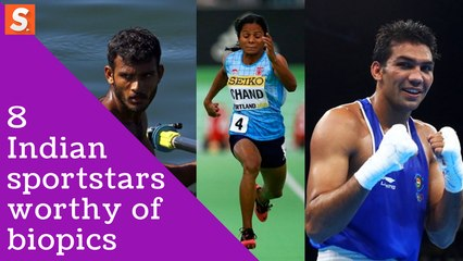 TOP 8 || INDIAN OLYMPIANS WHO DESERVE A BIOPIC