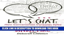 [PDF] Let s Chat: How Conversation Increases Sales Full Online