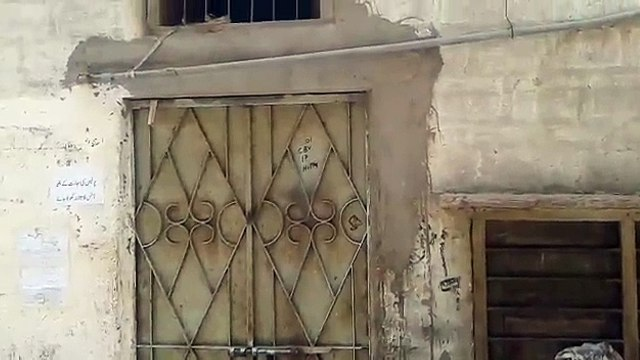 Muttahida Qaumi Movement offices were razed