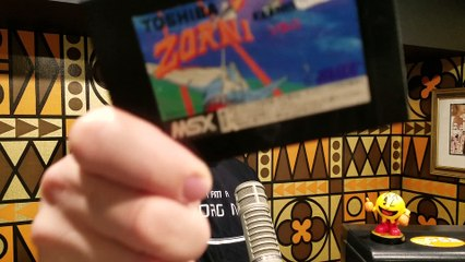 EXERION 2 review for MSX by Classic Game Room