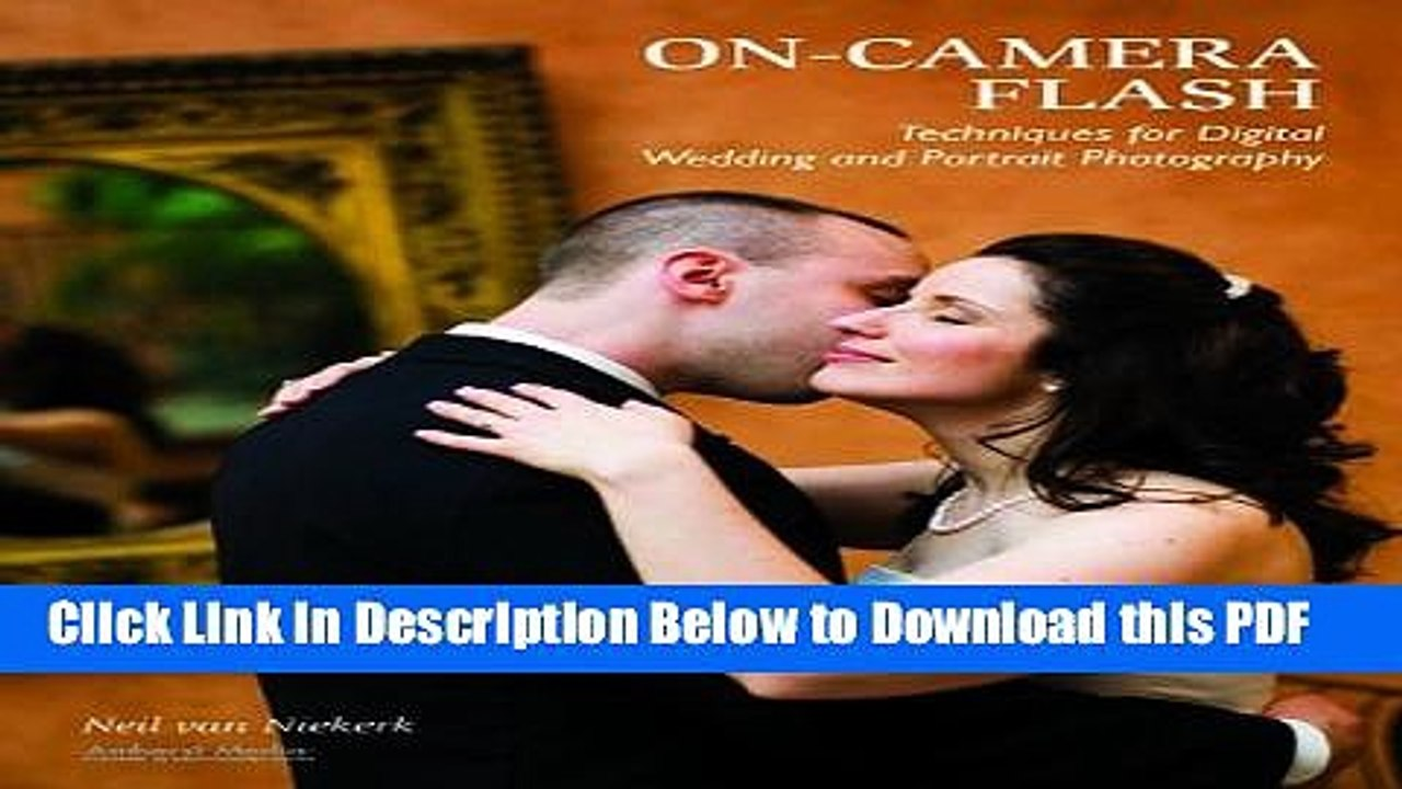 [PDF] By Neil van Niekerk - On-Camera Flash Techniques for Wedding and  Portrait Photography