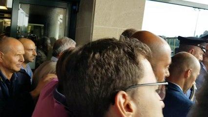 Inter, l'accoglienza dei tifosi per Gabigol