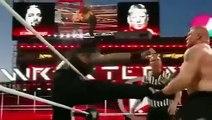 wwe brock lesnar vs roman reigns full BLOODIEST show hd WWE Wrestling