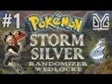 #1: Nợ? :v (Pokémon Storm Silver Randomizer Wedlocke)