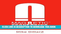 New Book Magnetic Sponsoring: How to Attract Endless New Leads and Distributors to You Automatically