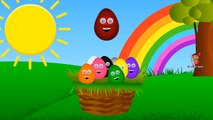 Learn Colors with Surprise Eggs Toys | Colours to Kids Children Toddlers Baby Play Videos