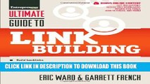 Collection Book Ultimate Guide to Link Building: How to Build Backlinks, Authority and Credibility