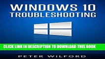 [PDF] Windows 10 Troubleshooting: Windows 10 Manuals, Display Problems, Sound Problems, Drivers