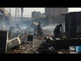 Incêndio em favela de SP deixa 300 desalojados