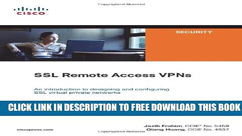 Collection Book SSL Remote Access VPNs (Network Security)