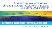 New Book Information Systems Control and Audit