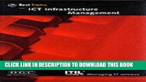 New Book Itil. Ict Infrastructure Management: Bip 0055:2004