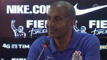 Cristóvão acredita em pressão até o final do ano e explica Romero no banco