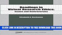 New Book Readings in Virtual Research Ethics: Issues and Controversies