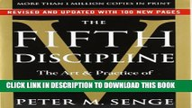 New Book The Fifth Discipline: The Art   Practice of The Learning Organization