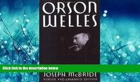 Choose Book Orson Welles
