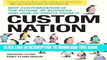 New Book Custom Nation: Why Customization Is the Future of Business and How to Profit From It
