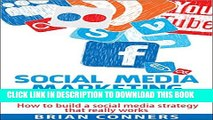 Collection Book Social Media Marketing for Beginners: How to build a social media strategy that