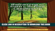 New Book Reframing the Path to School Leadership: A Guide for Teachers and Principals