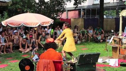 Cabaret vert -2016  Le Temps de freaks