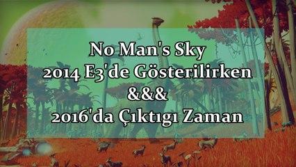 No Man's Sky Beklenen Gerçekde Olan - Kısa Oyun Videoları #53