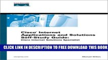 New Book Cisco Internet Applications and Solutions Self-Study Guide: Cisco Internet Solutions