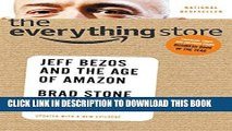 New Book The Everything Store: Jeff Bezos and the Age of Amazon