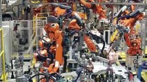 2015 Land Rover Discovery Sport production-How Land Rover is made
