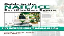 New Book Guide to NATE/ICE Certification Exams (3rd Edition)