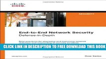 New Book End-to-End Network Security: Defense-in-Depth