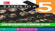 New Book 5 Steps to a 5 AP English Language 2016 (5 Steps to a 5 on the Advanced Placement