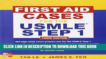 Collection Book First Aid Cases for the USMLE Step 1, Third Edition (First Aid USMLE)