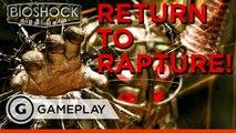 Return to Rapture - BioShock Remastered Gameplay