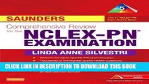 Collection Book Saunders Comprehensive Review for the NCLEX-PN® Examination, 5e (Saunders