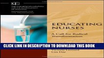 Collection Book Educating Nurses: A Call for Radical Transformation